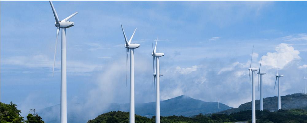 小型風力発電事業